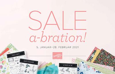 Sale-A-Bration-Broschüre 2021