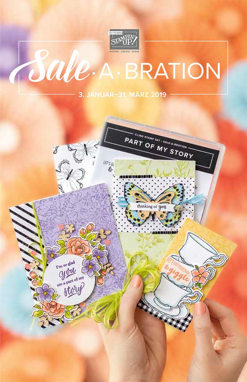 Sale-A-Bration-Broschüre 2019